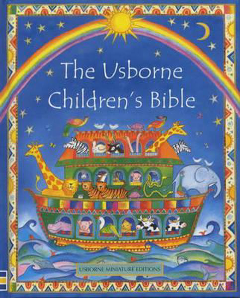 Picture of USBORNE CHILDRENS BIBLE