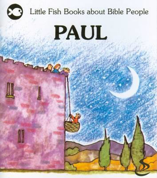 Picture of LITTLE FISH/PAUL
