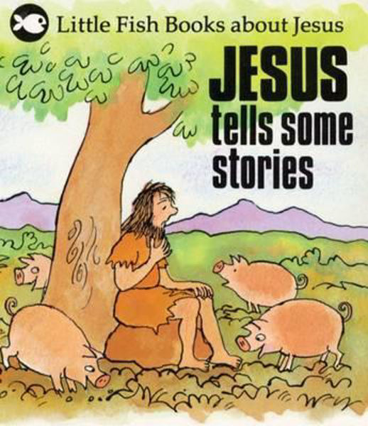 Picture of LITTLE FISH/JESUS TELLS SOME STORIES