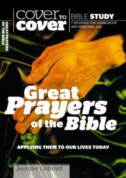Picture of COVER TO COVER STUDY/GREAT PRAYERS BIBLE