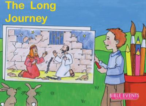Picture of BIBLE EVENTS/LONG JOURNEY