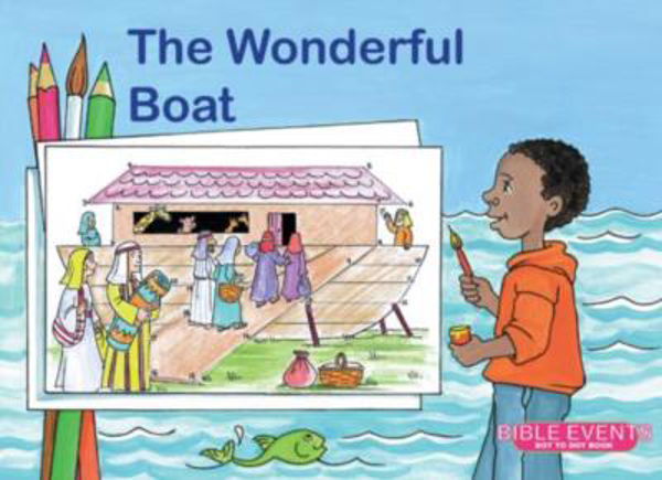 Picture of BIBLE EVENTS/WONDERFUL BOAT
