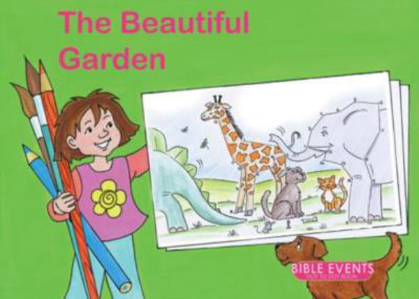 Picture of BIBLE EVENTS/BEAUTIFUL GARDEN