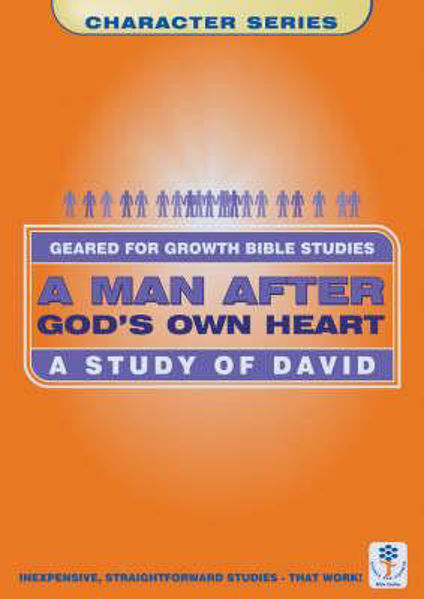 Picture of GEARED 4 GROWTH/LIFE DAVID MAN AFTER GOD