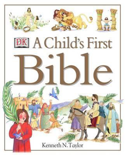 Picture of D/K CHILD'S FIRST BIBLE