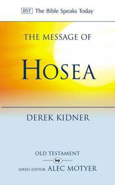 Picture of BST/MESSAGE OF HOSEA