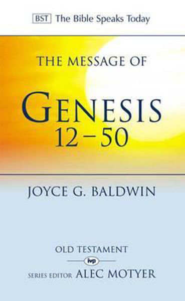 Picture of BST/MESSAGE OF GENESIS 12-50