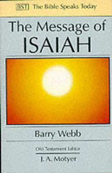Picture of BST/MESSAGE OF ISAIAH
