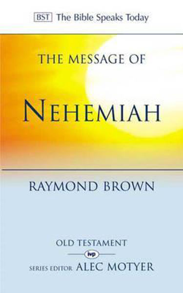 Picture of BST/MESSAGE OF NEHEMIAH