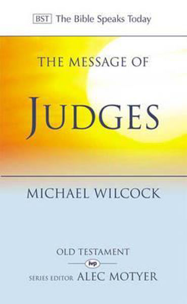 Picture of BST/MESSAGE OF JUDGES