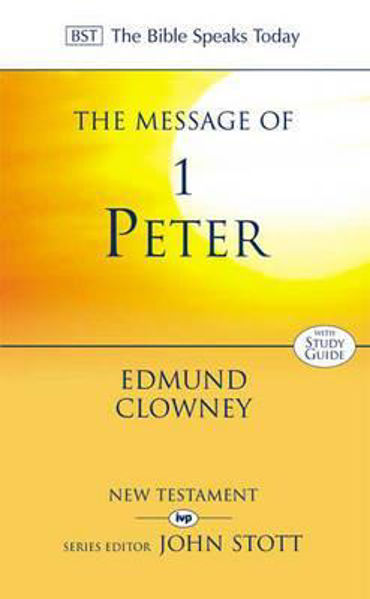 Picture of BST/MESSAGE OF 1 PETER