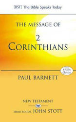 Picture of BST/MESSAGE OF 2 CORINTHIANS