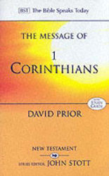 Picture of BST/MESSAGE OF 1 CORINTHIANS