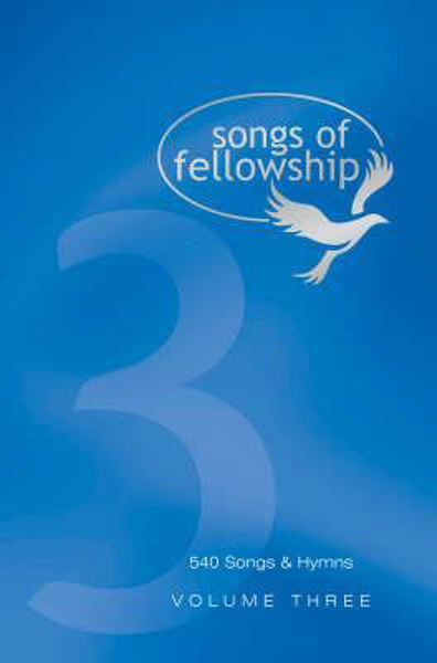 Picture of SONGS OF FELLOWSHIP #3 Music Book