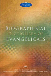 Picture of BIOGRAPHICAL DICT OF EVANGELICALS H/B