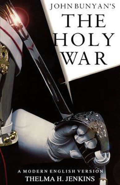 Picture of THE HOLY WAR  modern English edition