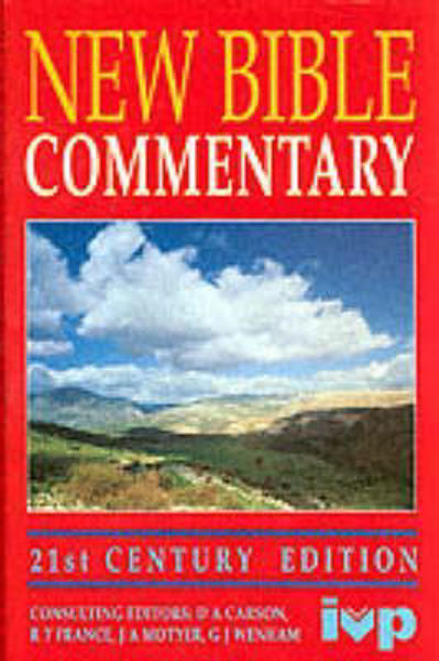 Picture of NEW BIBLE COMMENTARY 21st cent edit hbk