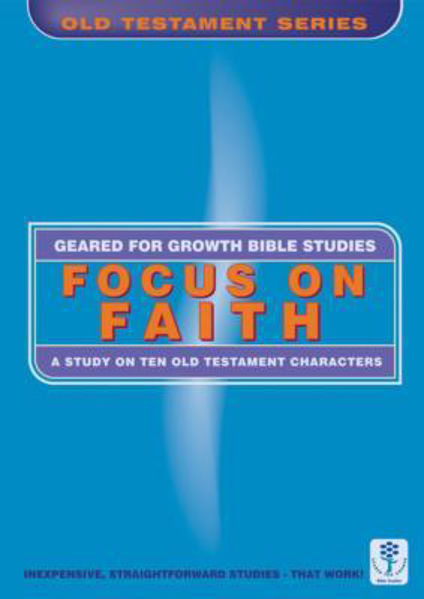 Picture of GEARED 4 GROWTH/FOCUS ON FAITH 10 OT CHA