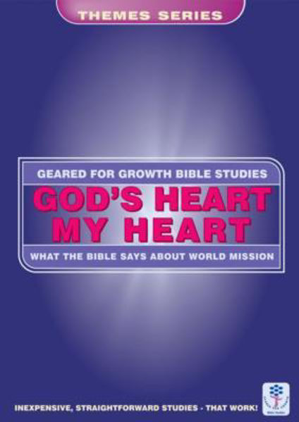 Picture of GEARED 4 GROWTH/GOD'S HEART MY HEART