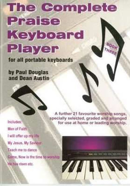 Picture of COMPLETE PRAISE KEYBOARD PLAYER BK 3