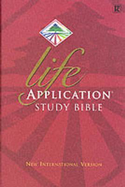 Picture of NIV 1984 LIFE APPLICATION STUDY BIBLE