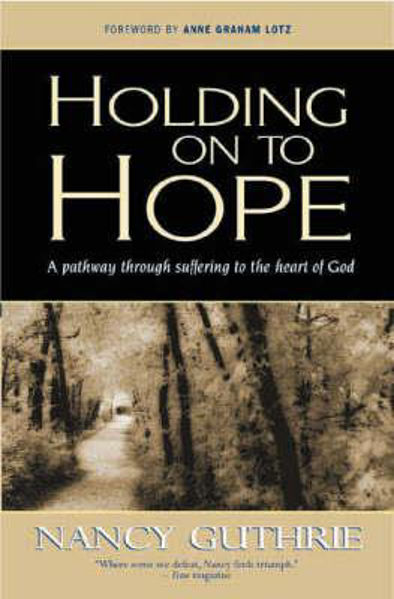 Picture of HOLDING ON TO HOPE .. through suffering