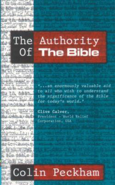 Picture of AUTHORITY OF THE BIBLE