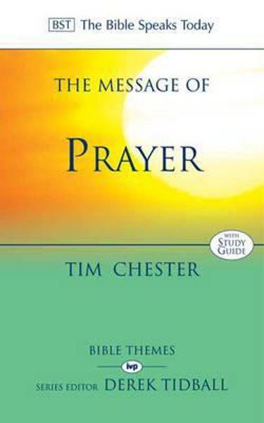 Picture of BST/MESSAGE OF PRAYER