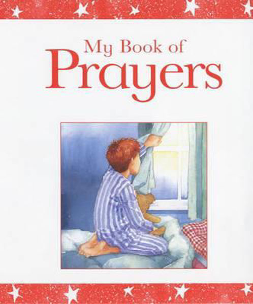 Picture of MY BOOK OF PRAYERS