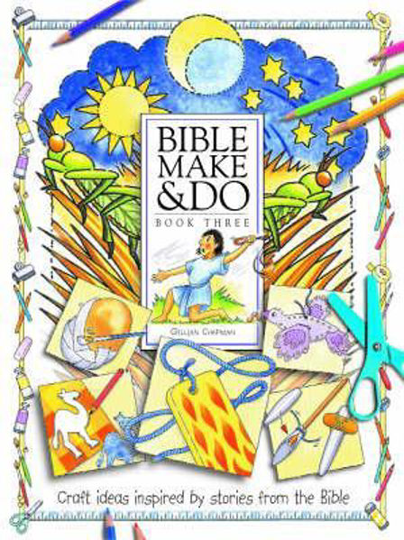 Picture of BIBLE MAKE & DO BOOK 3
