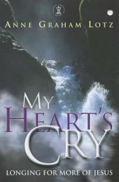 Picture of MY HEART'S CRY longing for more of Jesus