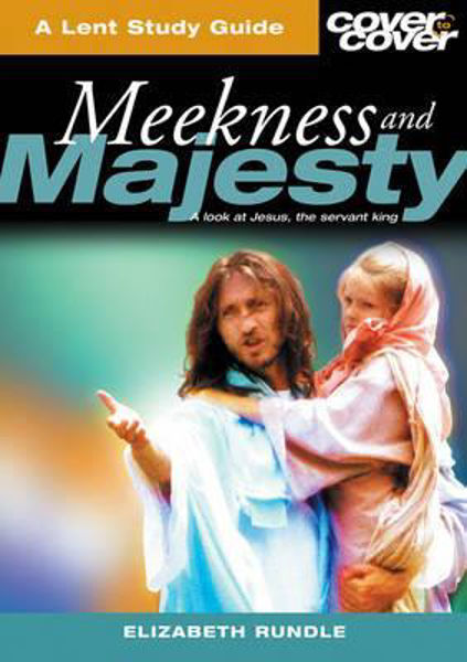 Picture of MEEKNESS AND MAJESTY Lent study guide