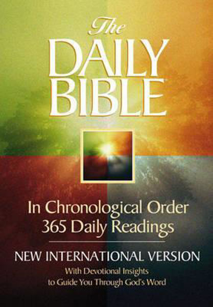 Picture of DAILY BIBLE NIV Chronological pbk