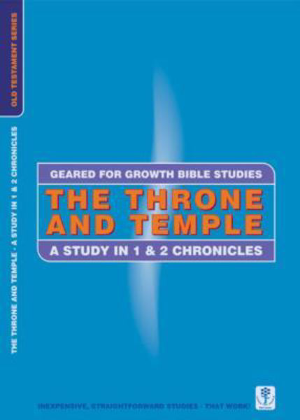 Picture of GEARED 4 GROWTH/1&2 CHRONICLES THRONE TE