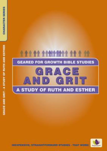 Picture of GEARED 4 GROWTH/RUTH ESTHER GRACE GRIT