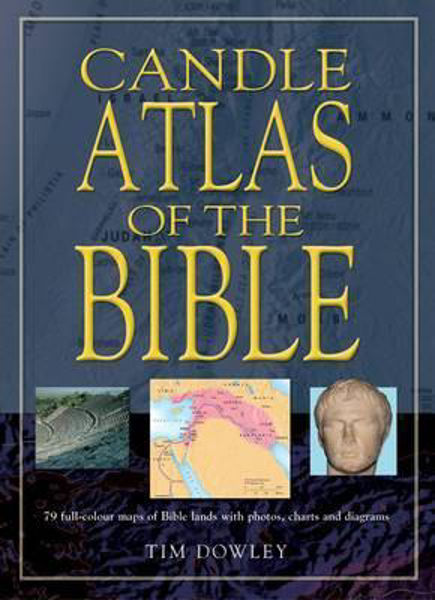 Picture of CANDLE ATLAS OF THE BIBLE