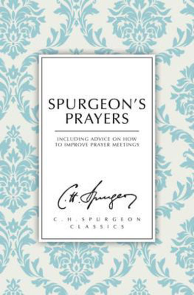 Picture of SPURGEON'S PRAYERS