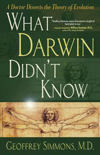 Picture of WHAT DARWIN DIDN'T KNOW