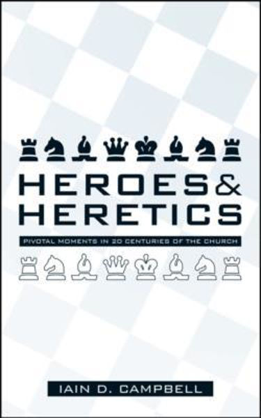 Picture of HEROES AND HERETICS
