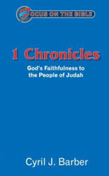 Picture of FOCUS ON THE BIBLE/1 CHRONICLES