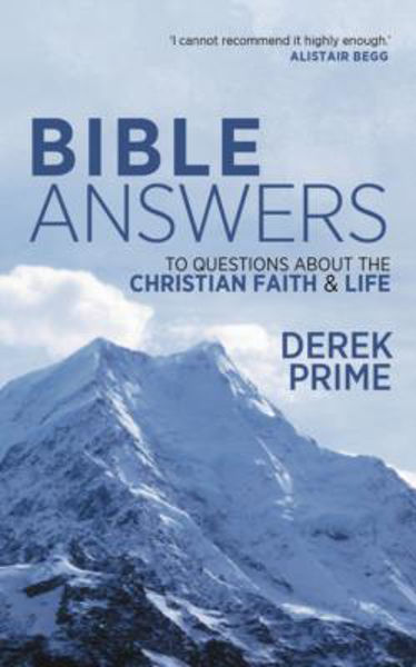 Picture of BIBLE ANSWERS