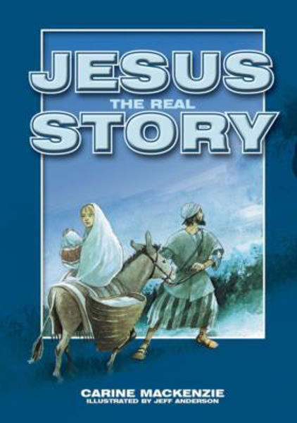 Picture of JESUS THE REAL STORY