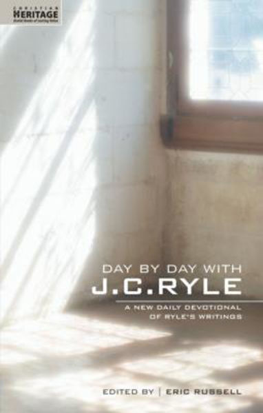 Picture of DAY BY DAY WITH J C RYLE pbk