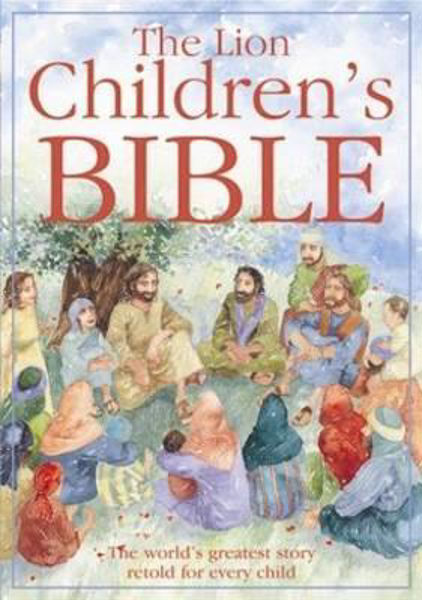 Picture of LION CHILDREN'S BIBLE Pbk