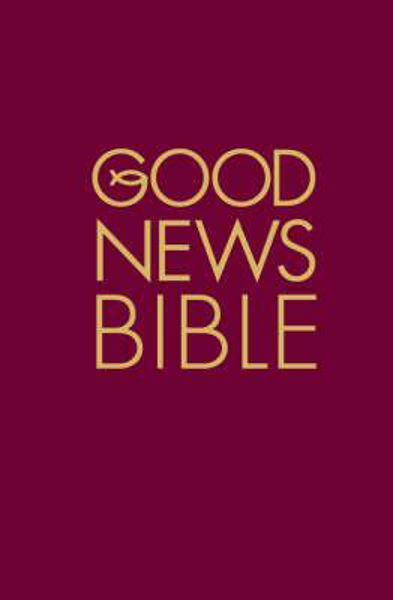 Picture of GOOD NEWS BIBLE STANDARD PEW hbk GNB063