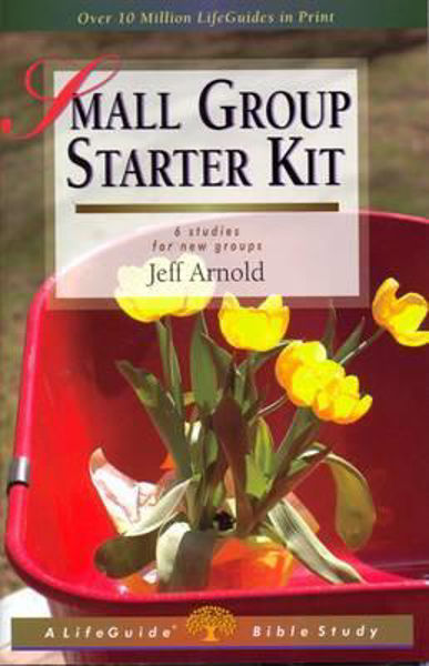 Picture of LIFEBUILDER/ SMALL GROUP STARTER KIT