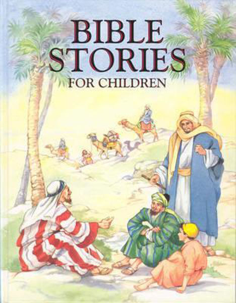 Picture of BIBLE STORIES FOR CHILDREN