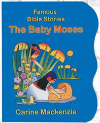Picture of FAMOUS B STORIES/BABY MOSES