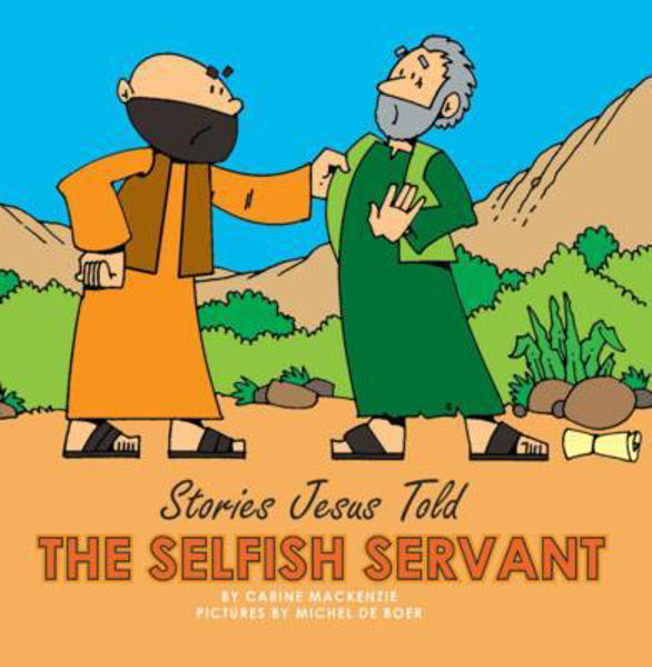 Picture of STORIES JESUS TOLD/SELFISH SERVANT board