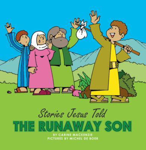 Picture of STORIES JESUS TOLD/RUNAWAY SON
